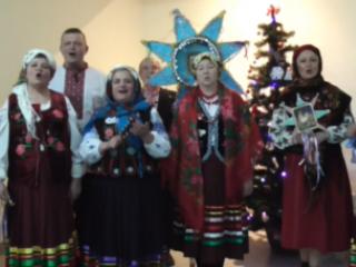 Художні колективи Боратинської громади зняли різдвяне привітання