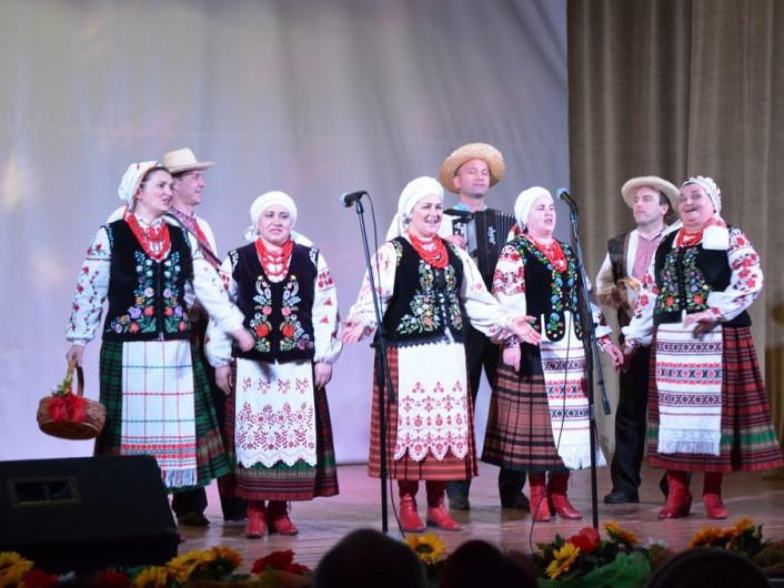 Колектив із Ратнова привітав громаду із Водохрещем