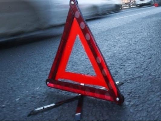 Камери відеоспотереження зафіксували аварію на перехресті у Луцьку
