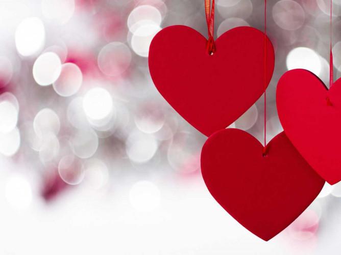 У Луцьку до Дня закоханих підготували чималоцікавих заходів
