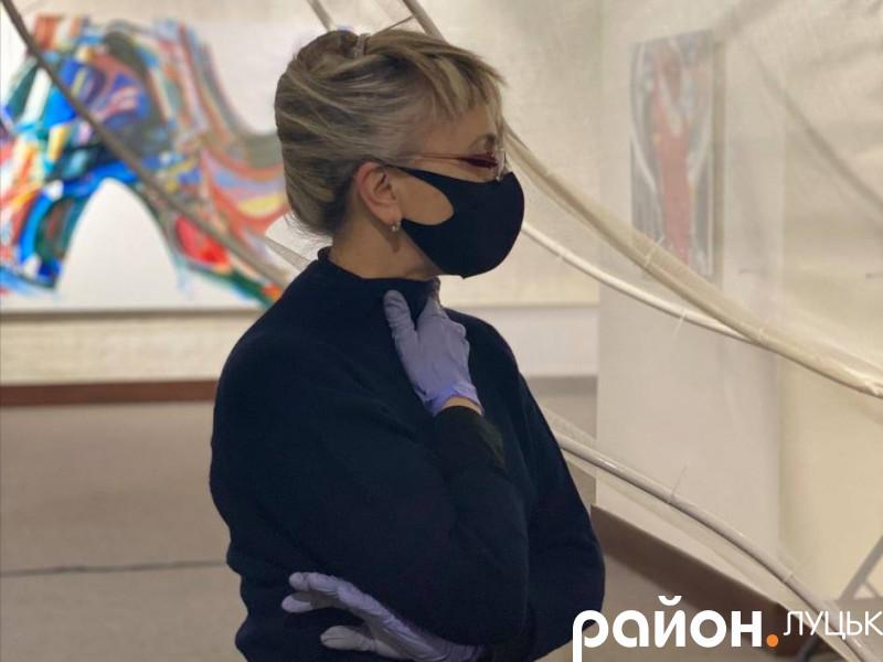 Оксана Чепелик