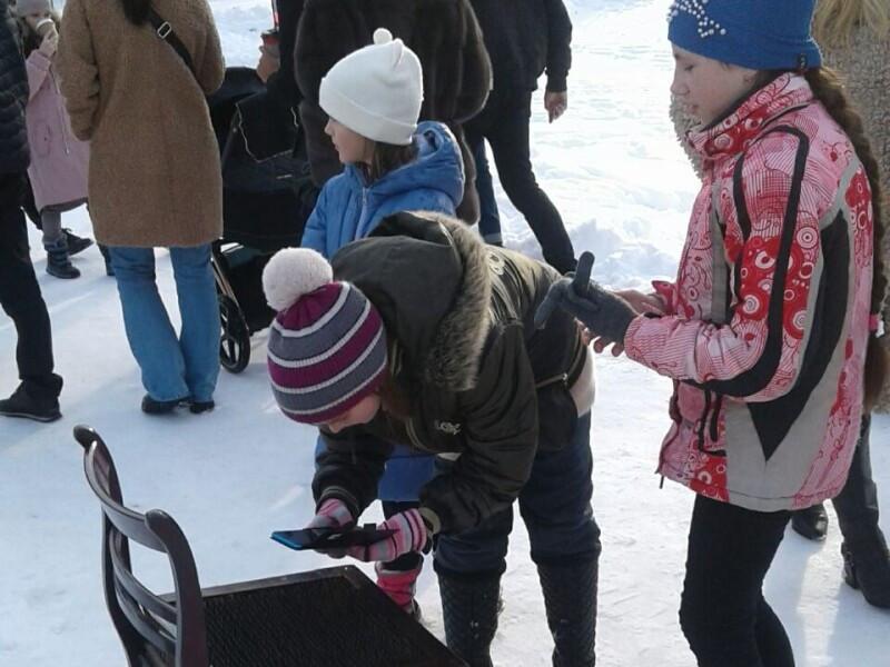 У Центральному парку Луцька для дітей провели «Наукові Пікніки»