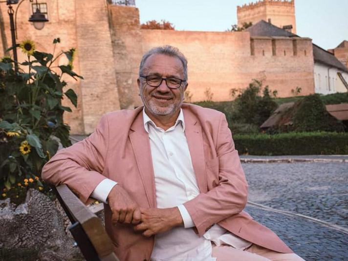 Помер луцький архітектор та директор заповідника «Старий Луцьк» Тарас Рабан