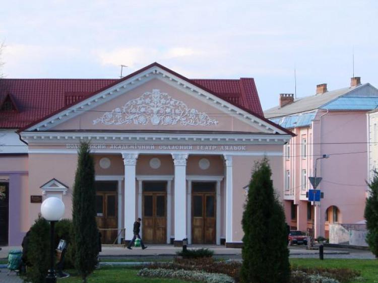 У театрі ляльок Луцька у березні покажуть чимало вистав