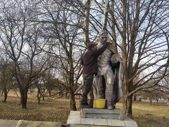 У двох селах Городищенської громади провели перші весняні толоки