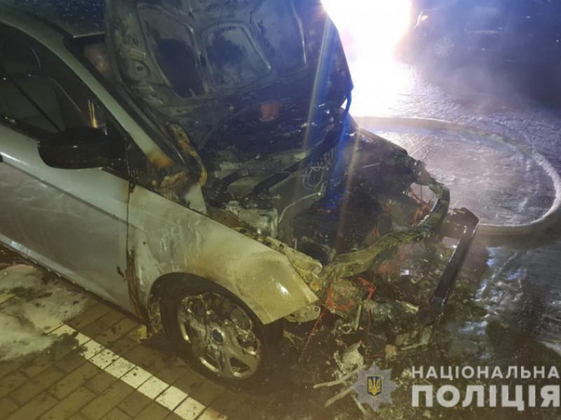 Луцька медійниця, якій спалили автівку, прокоментувала ситуацію