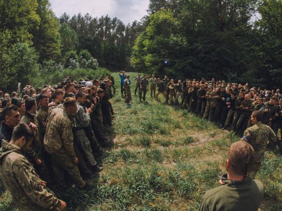 Ліс, драйв та боротьба: луцьку молодь запрошують на теренову гру «Звитяга»