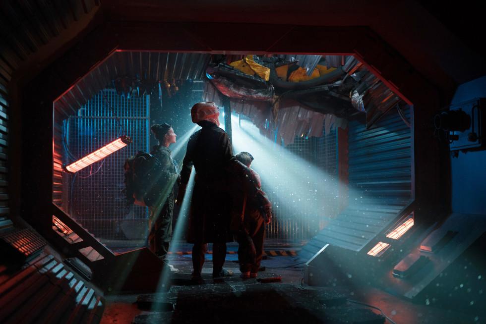 Кадр із фільму «Самі в космосі»