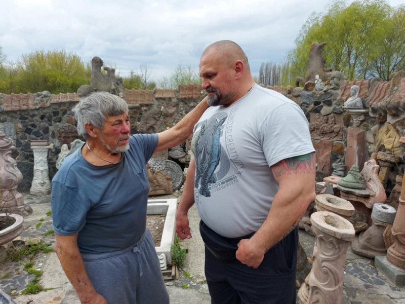 Василь Вірастюк і Микола Головань