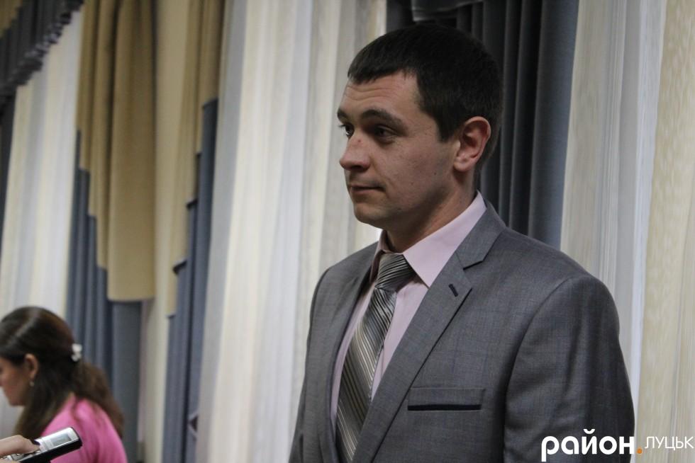 Військовий прокурор Олег Балакунець