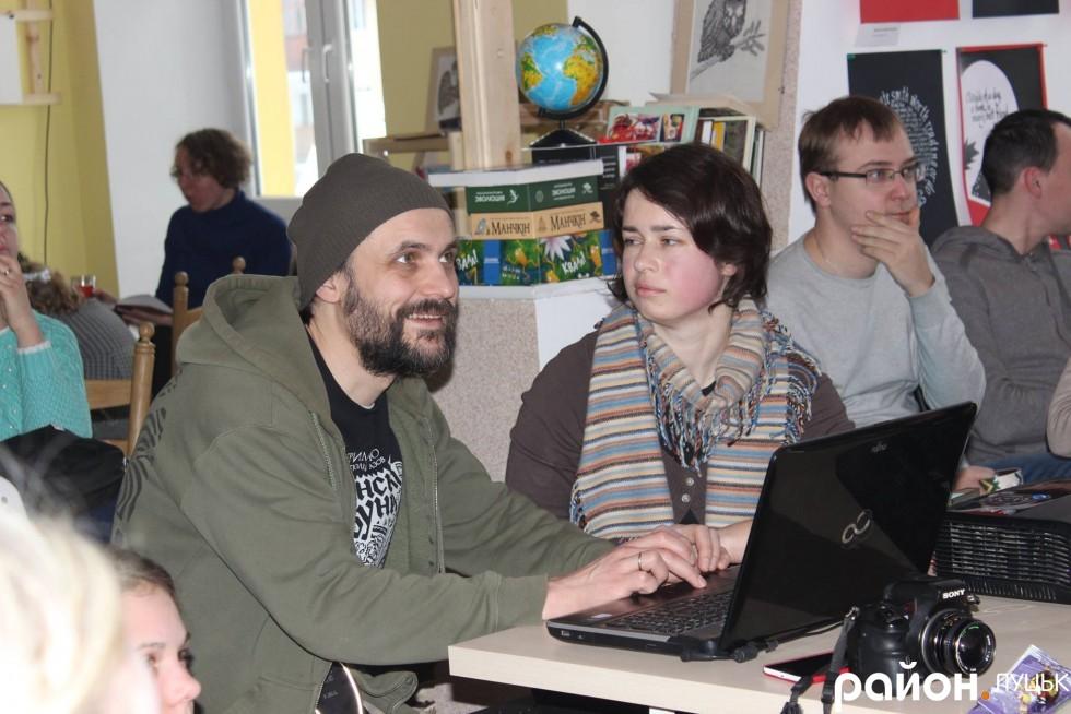 Олександр та Наталія Ком'яхови