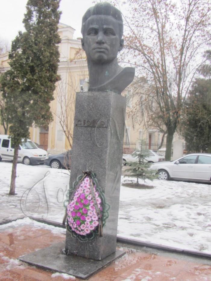 Ветерани та історики проти знесення пам'ятника Степанові Бойку (ФОТО), фото-1