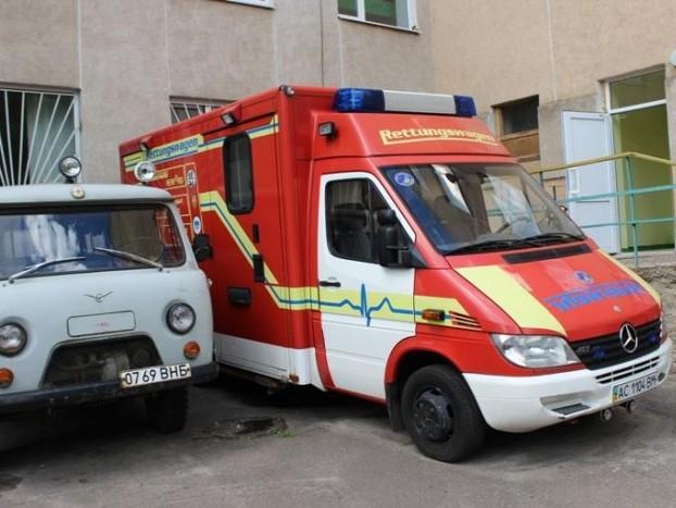 Невиліковно хворим дітям допомогу надає виїзна бригада 34d24673e71f2