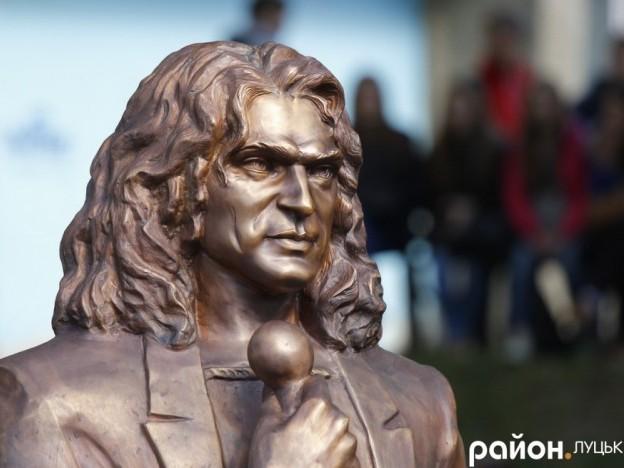 Пам'ятник Скрябіну, який створила Ірина Дацюк