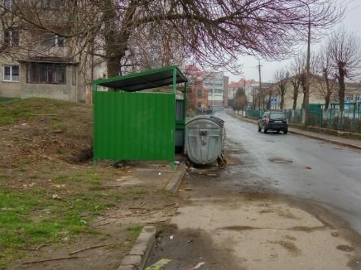 «Регулярне красіво» на вулиці Потапова