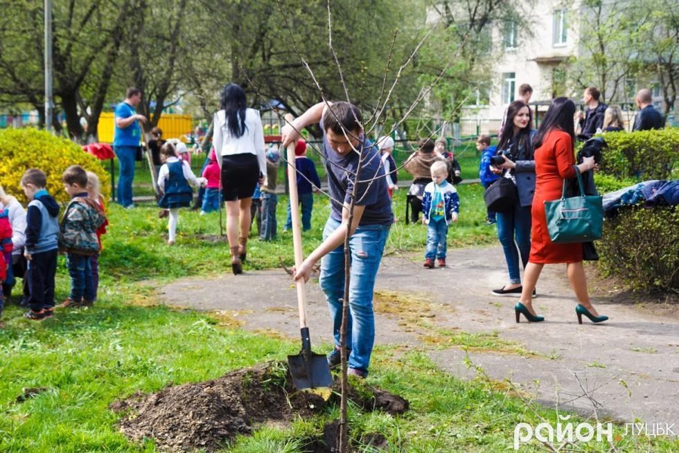 """Вишневий сад у дитсадку """"Радість"""" (ФОТО), фото-23"""