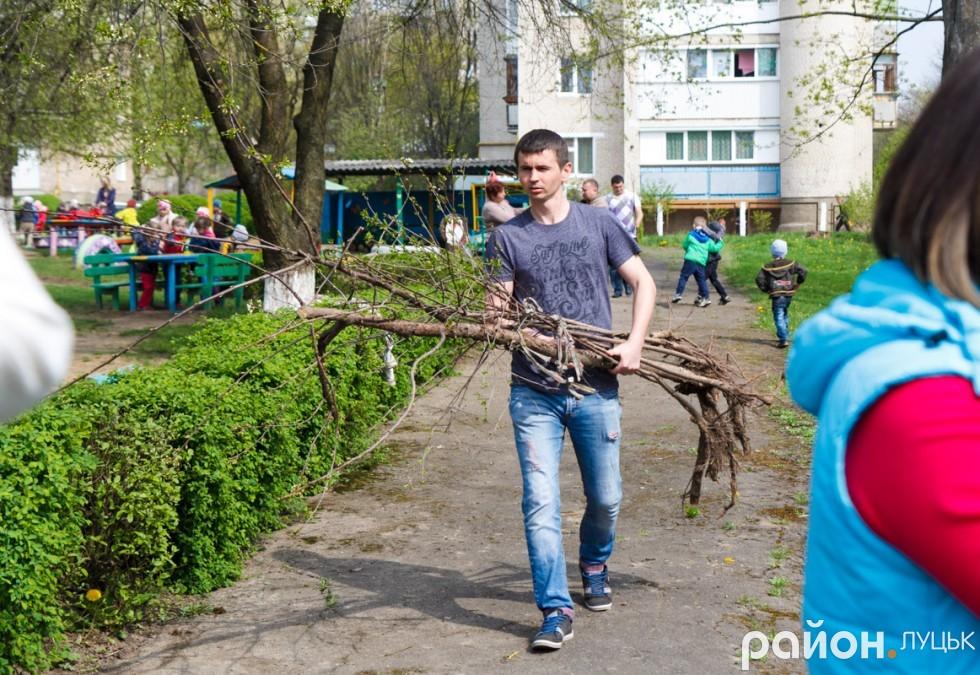 """Вишневий сад у дитсадку """"Радість"""" (ФОТО), фото-5"""