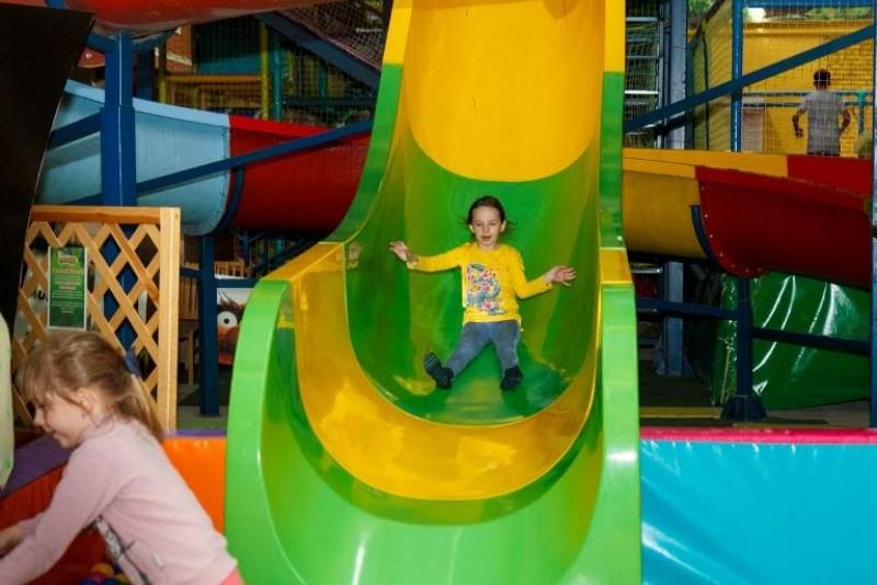 """Діти зі Сходу розважалися в """"Адреналін Сіті"""", фото-4"""