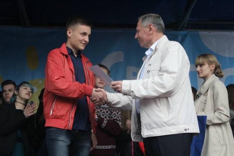 Луцький школяр вдруге переміг на Європейській олімпіаді (ФОТО), фото-5