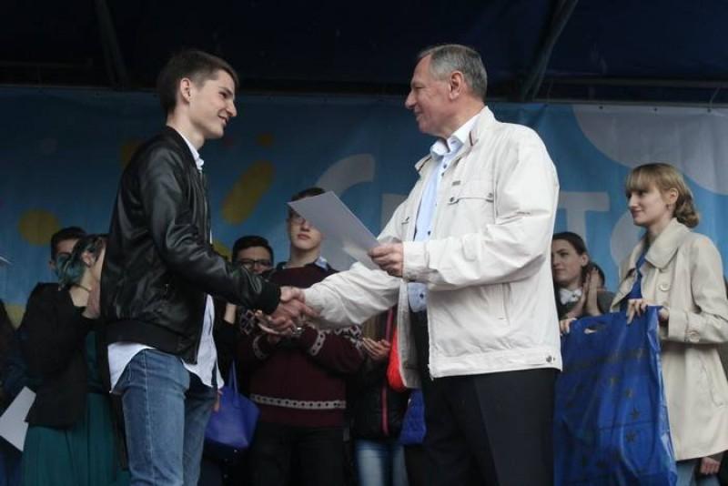 Луцький школяр вдруге переміг на Європейській олімпіаді (ФОТО), фото-6