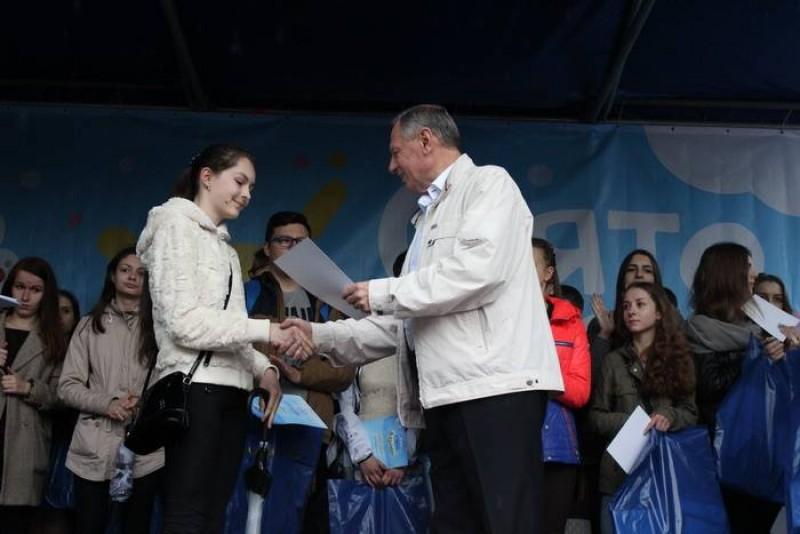 Луцький школяр вдруге переміг на Європейській олімпіаді (ФОТО), фото-7