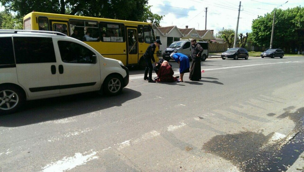 Вчора у ДТП постраждала жінка та дитина (ФОТО), фото-2