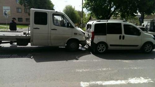 Вчора у ДТП постраждала жінка та дитина (ФОТО), фото-3
