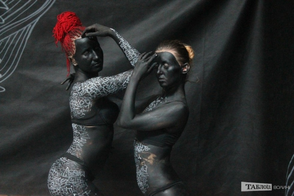 Фото голих дівчат луцька