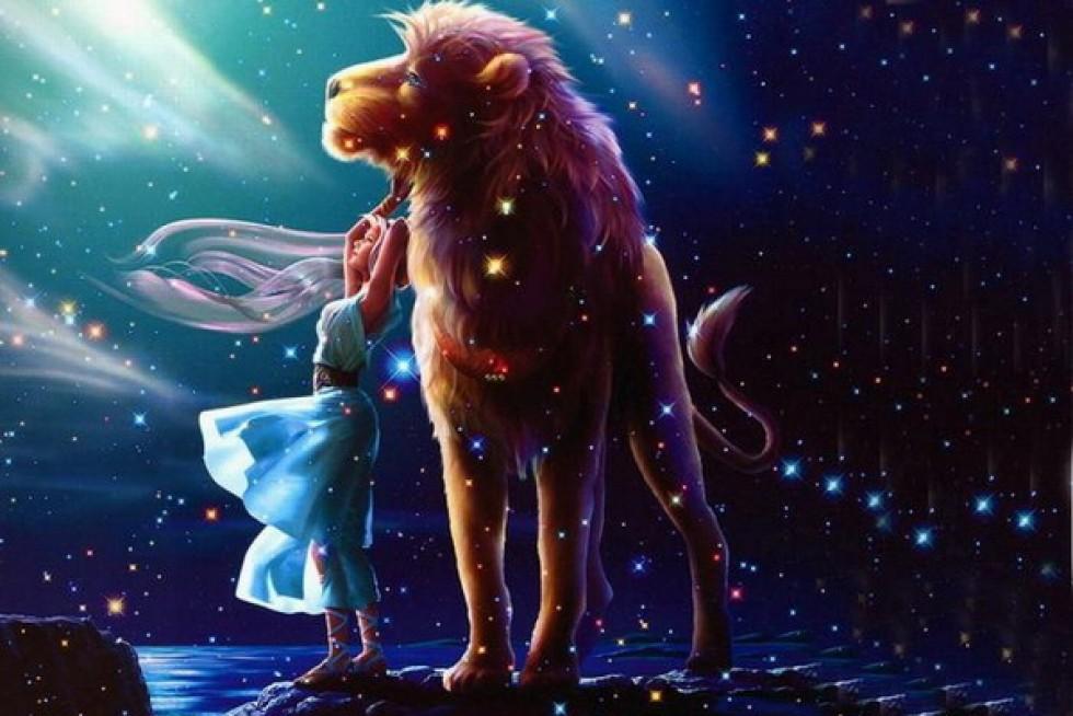Гороскоп женщины льва драко