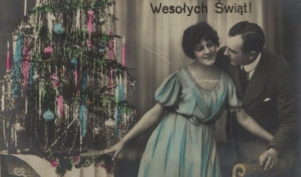 Якими листівками колись вітали лучани один одного з Різдвом, фото-5
