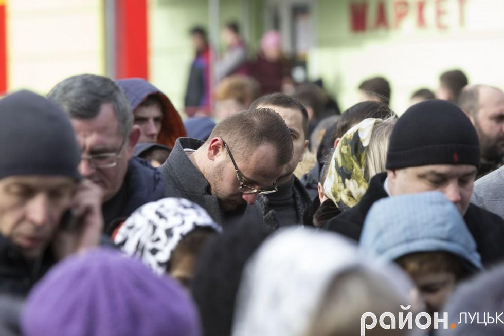Депутат Луцькради Ігор Поліщук