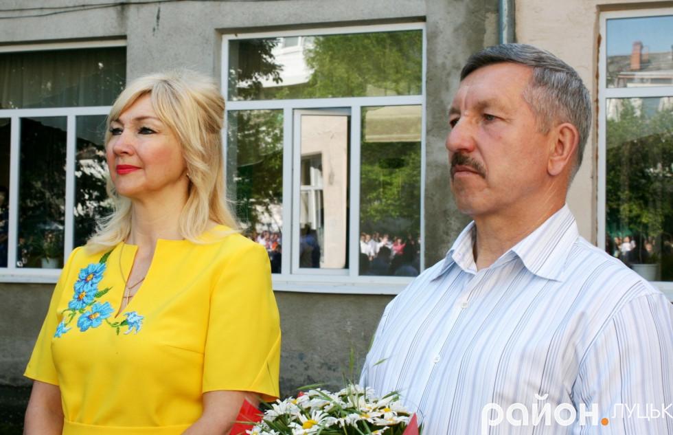 Методист управління освіти Луцькради Тетяна Трасковська