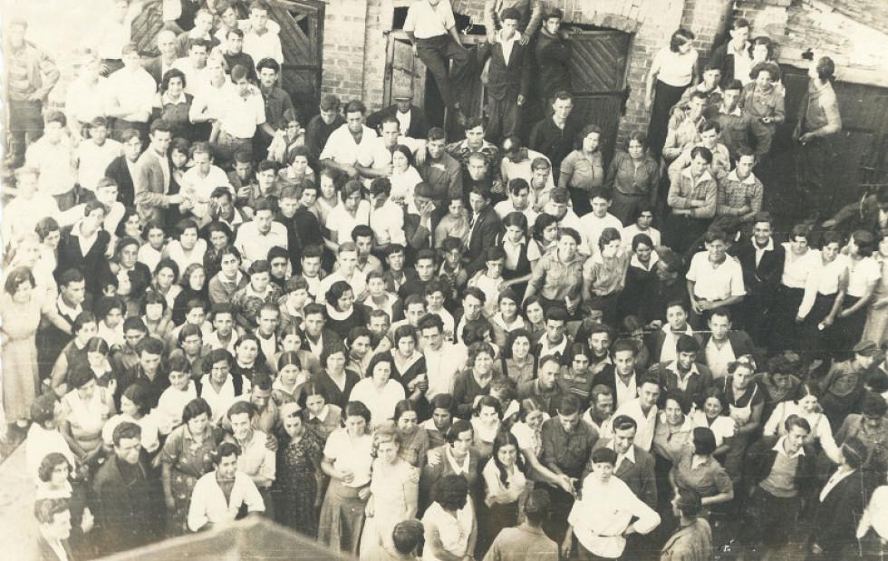 Євреїв дійсно було багато у Луцьку