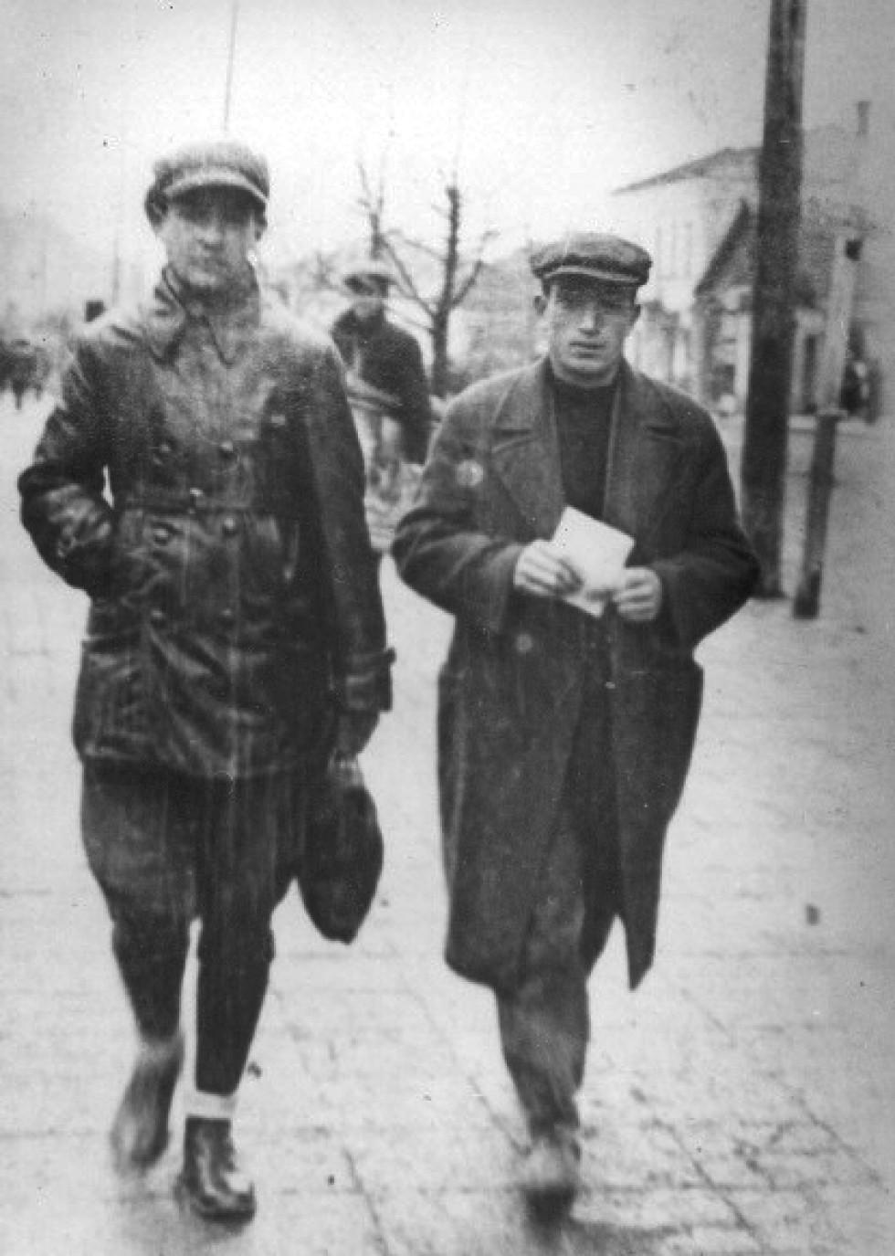 Громада єврейського населення в кінці ХІХ - на початку ХХ століття в місті була представлена переважною більшістю
