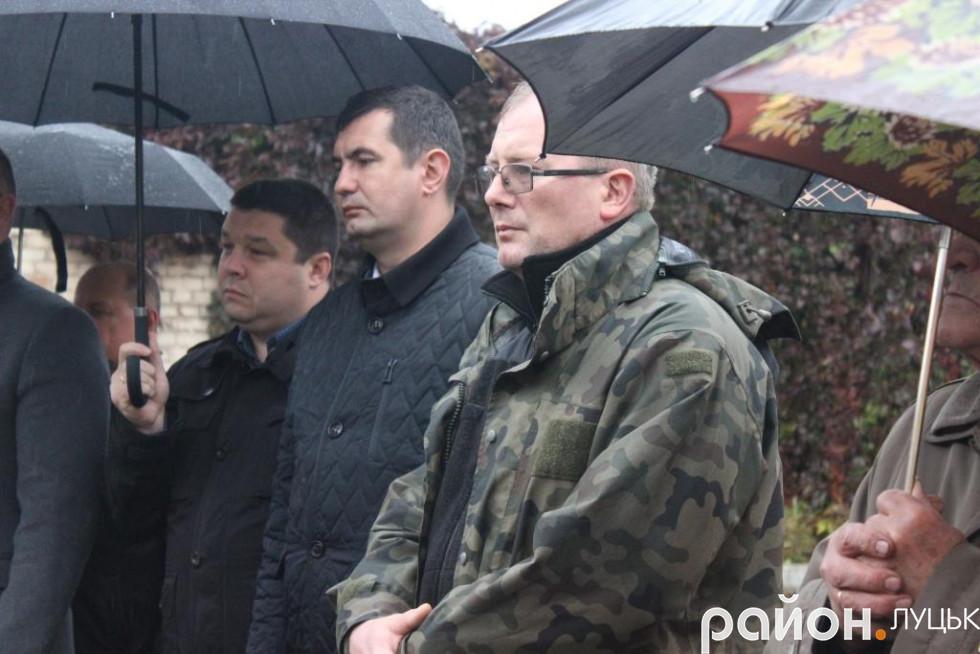 Краєзнавець Сергій Годлевський