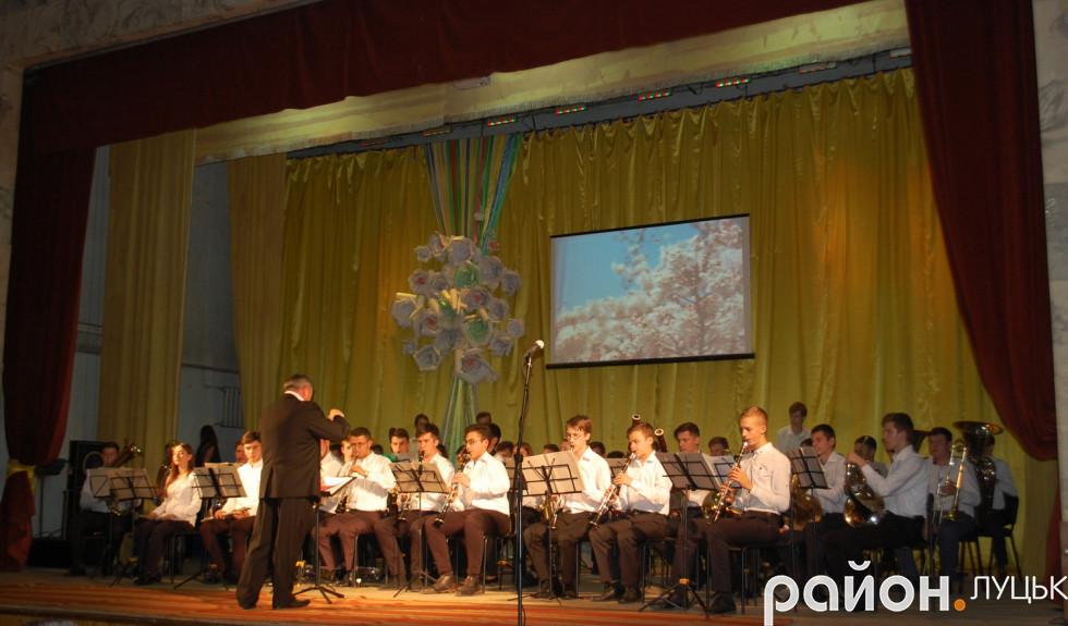 Духовний оркестр «Любарт»