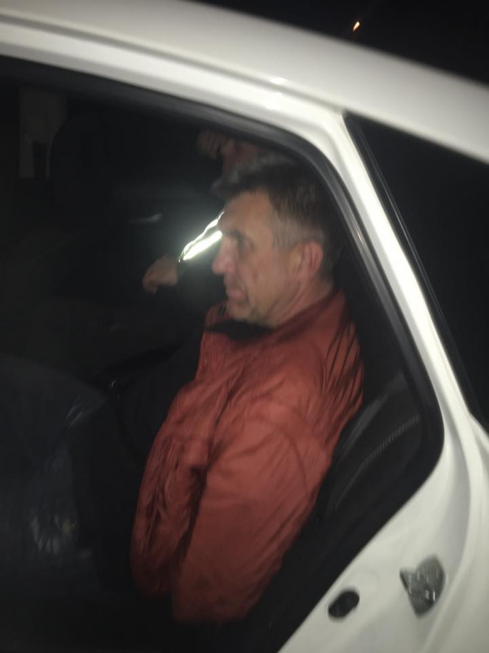 Затриманий водій