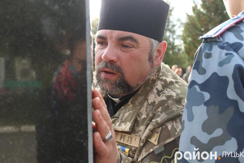 Встановили пам'ятники трьом загиблим бійцям АТО