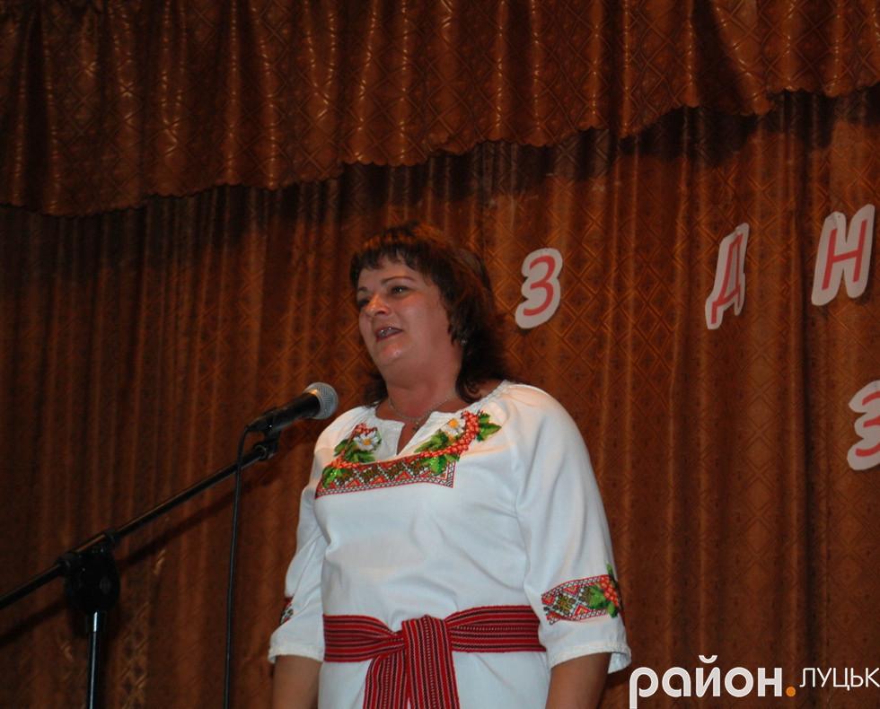 Оксана Довгун
