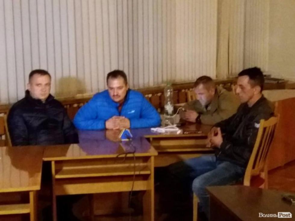 Активісти хочуть обговорити поводження з мітингувальниками, які в Києві вимагають проведення політичної реформи