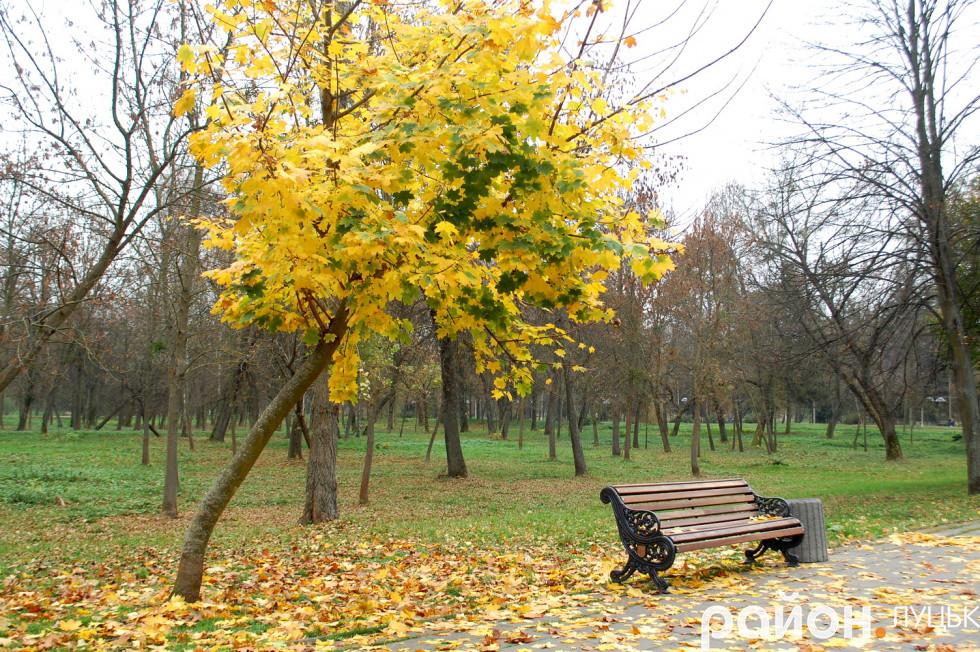 Центральний парк Луцька
