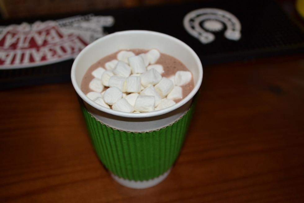 Смачне какао тут коштує всього 19 гривень