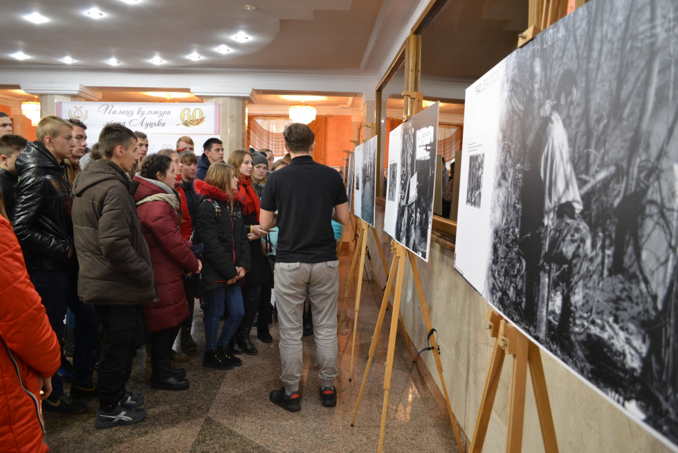 виставка «Два століття – одна війна»