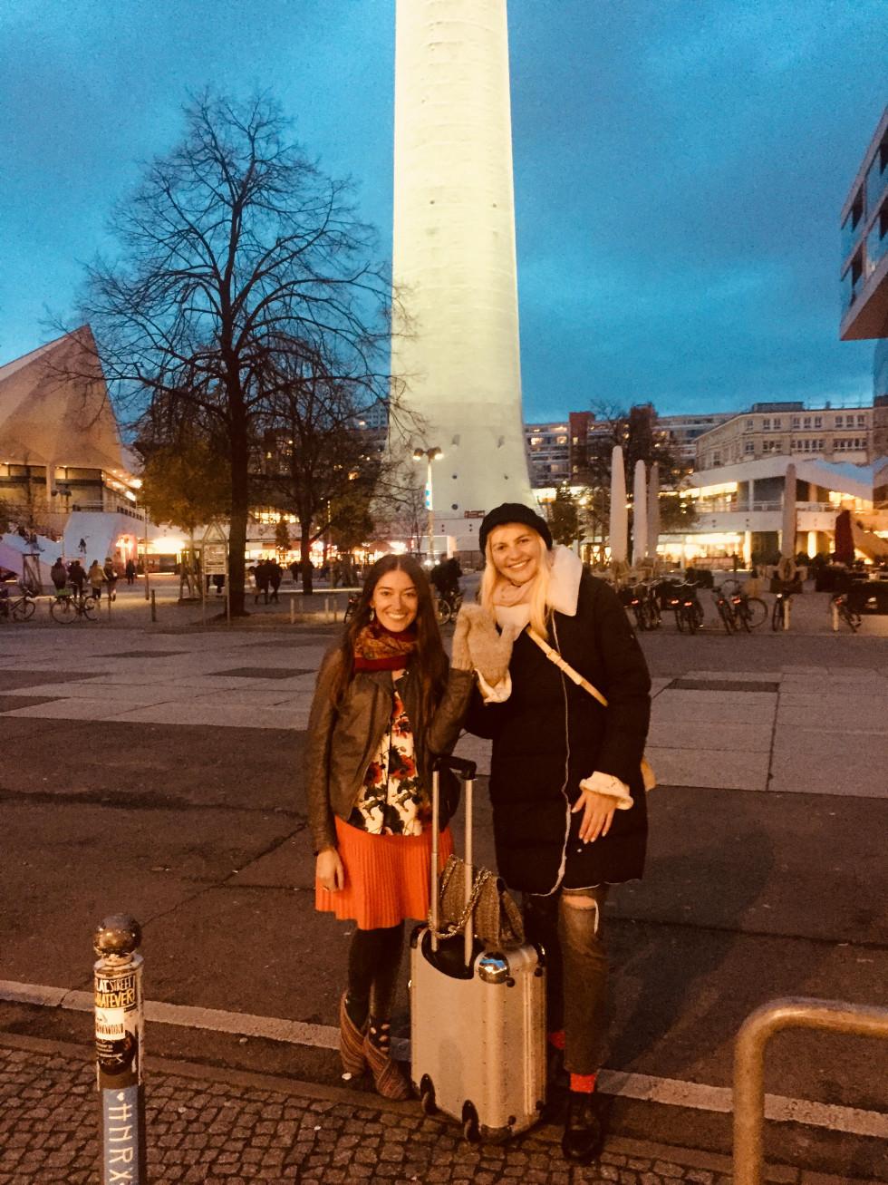 Юля і Берлін