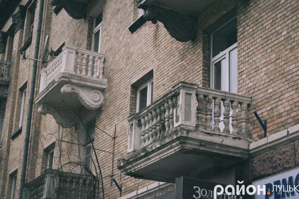 Ненадійні балкони