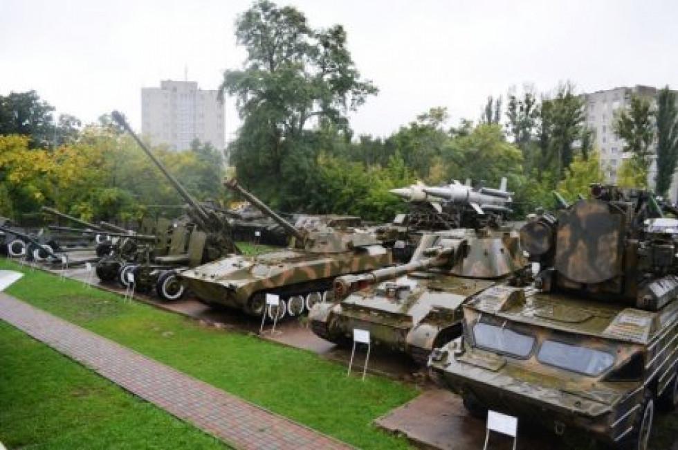 Військовий музей на Таборищі