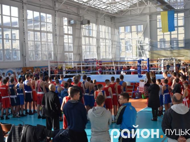 Турнір пам'яті Василя Лотоцького зібрав близько 300 спортсменів з 4 країн