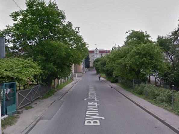 Вулиця Даргомижського