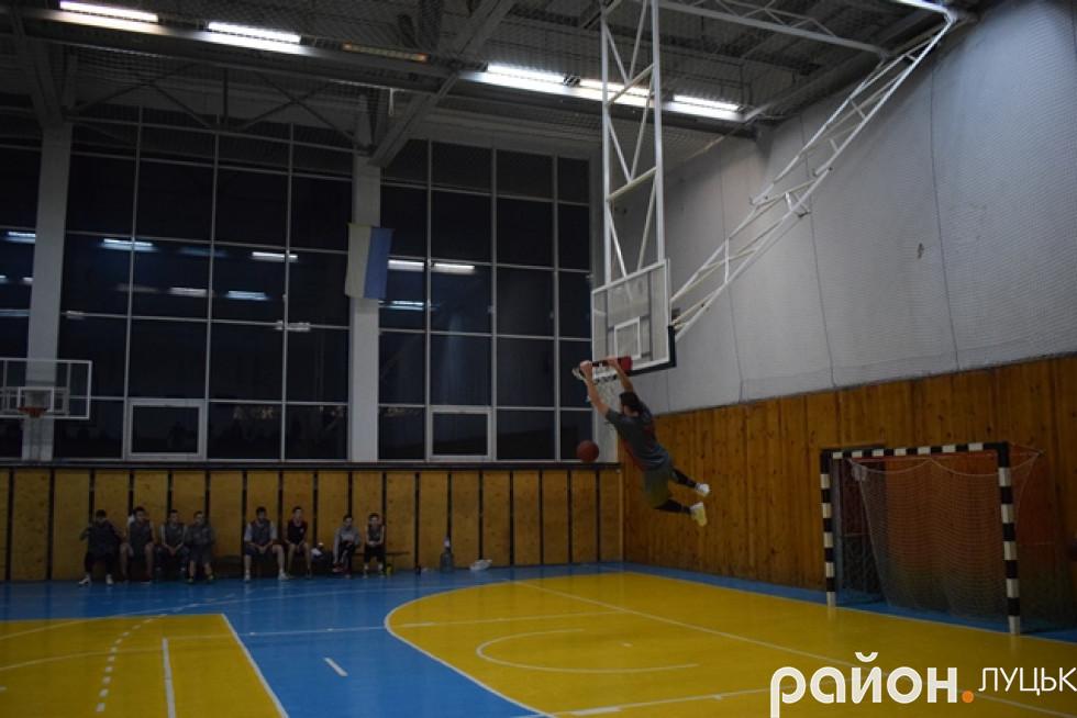 Участь у першому турі АБЛ-2018 взяв і луцький баскетболіст «Черкаських Мавп» Максим Дейна