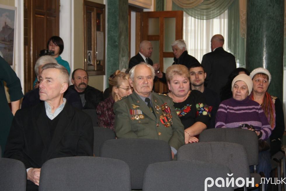 Родичі Лицарів ОУН та УПА